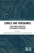 Cover-Bild zu Rauscher, Andreas (Hrsg.): Comics and Videogames (eBook)