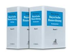 Cover-Bild zu Kraus, Stefan (Hrsg.): Bayerische Bauordnung - Bayerische Bauordnung