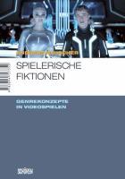 Cover-Bild zu Rauscher, Andreas: Spielerische Fiktionen
