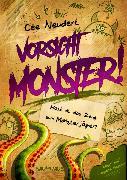 Cover-Bild zu Neudert, Cee: Vorsicht, Monster! - Hast du das Zeug zum Monsterjäger? (Band 1)