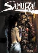 Cover-Bild zu DiGiorgio, Jean-François: Samurai Legenden 01. Furiko