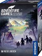 Cover-Bild zu Adventure Games - Im Nebelreich