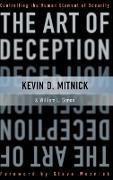 Cover-Bild zu Mitnick, Kevin D.: The Art of Deception