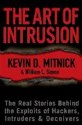 Cover-Bild zu Mitnick, Kevin D.: The Art of Intrusion