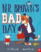 Cover-Bild zu Peacock, Lou: Mr Brown's Bad Day