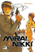 Cover-Bild zu Esuno, Sakae: Mirai Nikki 05