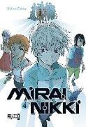 Cover-Bild zu Esuno, Sakae: Mirai Nikki 4