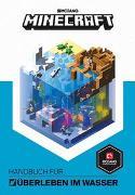 Cover-Bild zu Minecraft: Minecraft, Handbuch Überleben im Wasser