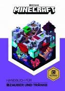 Cover-Bild zu Minecraft: Minecraft, Handbuch für Zauber und Tränke