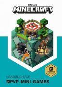 Cover-Bild zu Minecraft: Minecraft, Handbuch für PVP-Mini-Games