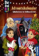 Cover-Bild zu Vogel, Maja von: Die drei !!!, Geheimnisse zur Weihnachtszeit (drei Ausrufezeichen) (eBook)
