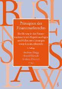Cover-Bild zu Abegg, Andreas: Prinzipien des Finanzmarktrechts