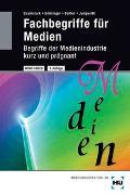 Cover-Bild zu Baumstark, Armin: Fachbegriffe für Medien