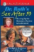 Cover-Bild zu Westheimer, Ruth K.: Dr. Ruth's Sex After 50 (eBook)