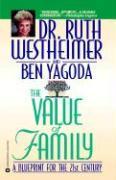 Cover-Bild zu Westheimer, Ruth: Value Of Family