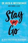 Cover-Bild zu Westheimer, Dr. Ruth K.: Stay or Go