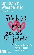 Cover-Bild zu Lehu, Pierre A.: Bleib ich oder geh ich jetzt? (eBook)