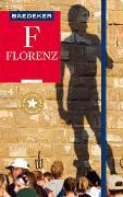 Cover-Bild zu Dürr, Bettina: Baedeker Reiseführer Florenz