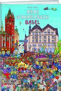 Cover-Bild zu Geser, Celine: Mein Wimmelbuch Basel