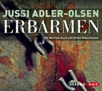 Cover-Bild zu Adler-Olsen, Jussi: Erbarmen. Der erste Fall für Carl Mørck, Sonderdezernat Q