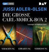 Cover-Bild zu Adler-Olsen, Jussi: Die große Carl-Morck-Box 2