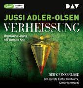 Cover-Bild zu Adler-Olsen, Jussi: Verheißung. Der sechste Fall für Carl Mørck, Sonderdezernat Q