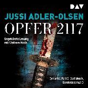 Cover-Bild zu Adler-Olsen, Jussi: Opfer 2117 (Audio Download)