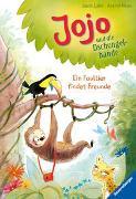 Cover-Bild zu Luhn, Usch: Jojo und die Dschungelbande, Band 1: Ein Faultier findet Freunde