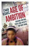 Cover-Bild zu Age of Ambition (eBook) von Osnos, Evan