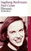 Cover-Bild zu Celan, Paul: Herzzeit (eBook)