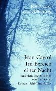 Cover-Bild zu Cayrol, Jean: Im Bereich einer Nacht