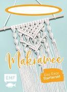 Cover-Bild zu Kirsch, Josephine: Makramee - das Easy Starterset für deine Wanddeko im Boho-Look