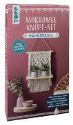 Cover-Bild zu Kirsch, Josephine: Makramee Knüpf-Set Hängeregal