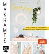 Cover-Bild zu Kirsch, Josephine: Makramee super easy (eBook)