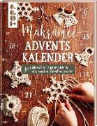 Cover-Bild zu Kirsch, Josephine: Makramee Adventskalender