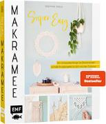 Cover-Bild zu Kirsch, Josephine: Makramee super easy