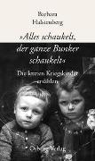 """Cover-Bild zu Halstenberg, Barbara: """"Alles schaukelt, der ganze Bunker schaukelt"""""""