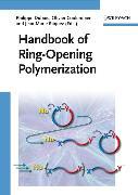 Cover-Bild zu Handbook of Ring-Opening Polymerization (eBook) von Coulembier, Olivier (Hrsg.)