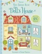Cover-Bild zu Wheatley, Abigail: First Sticker Book Doll's House