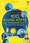 Cover-Bild zu Wheatley, Abigail: MINT - Wissen gewinnt! 100 kluge Köpfe der Wissenschaft