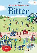 Cover-Bild zu Wheatley, Abigail: Mein Rubbelbilder-Kreativbuch: Ritter