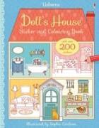 Cover-Bild zu Wheatley, Abigail: Doll's House Sticker and Colouring Book