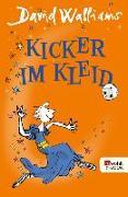Cover-Bild zu Walliams, David: Kicker im Kleid (eBook)