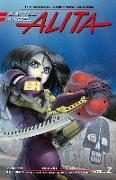 Cover-Bild zu Kishiro, Yukito: Battle Angel Alita Deluxe 2 (Contains Vol. 3-4)