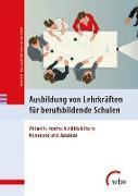 Cover-Bild zu Jahn, Robert W. (Hrsg.): Ausbildung von Lehrkräften für berufsbildende Schulen
