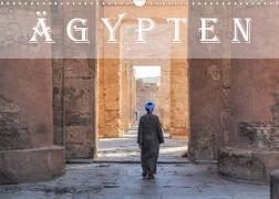 Cover-Bild zu Kruse, Joana: Ägypten (Wandkalender 2022 DIN A3 quer)