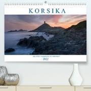 Cover-Bild zu Kruse, Joana: Korsika, das wilde Inselparadies im Mittelmeer (Premium, hochwertiger DIN A2 Wandkalender 2022, Kunstdruck in Hochglanz)