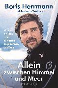 Cover-Bild zu Herrmann, Boris: Allein zwischen Himmel und Meer (eBook)