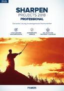 Cover-Bild zu Franzis Verlag (Hrsg.): Sharpen projects professional 2018