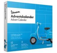 Cover-Bild zu Franzis Verlag (Hrsg.): Vespa Adventskalender